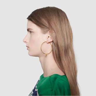 Gucci Single earring with Interlocking G