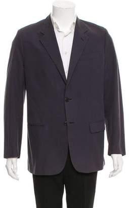 Helmut Lang Vintage Woven Two-Button Blazer