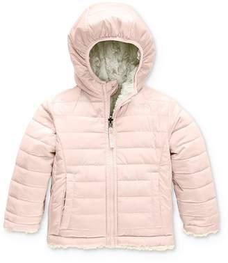 The North Face Girls' Reversible Puffer & Fleece Jacket - Little Kid