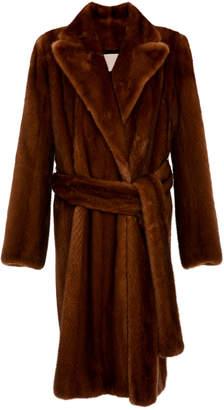 Brock Collection Felton Fur Coat