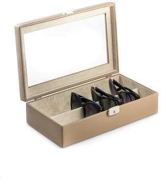 Bey-Berk Leather Sunglass Box