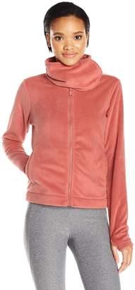 Bench Women's Fleece Funnel Neck Jacket