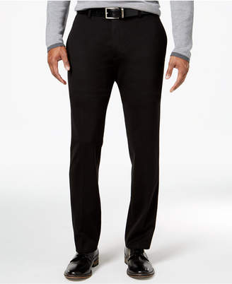 Alfani Men's Slim-Fit Travel Essential Pants, Only at Macy's $80 thestylecure.com