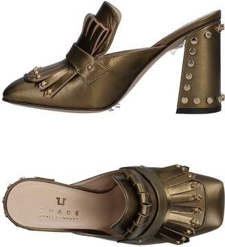 Space Style Concept Loafers - Item 11448356DT