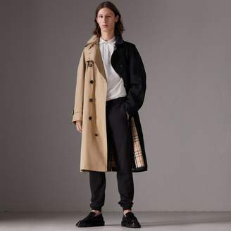 Burberry Gosha x Two-tone Trench Coat