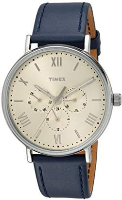 Timex Unisex TW2R29200 Southview 41 Multifunction Leather Strap Watch