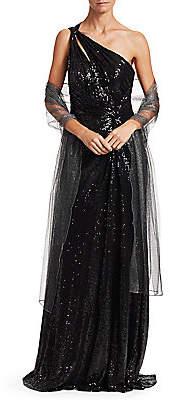 Rene Ruiz Collection Women's Tulle Scarf
