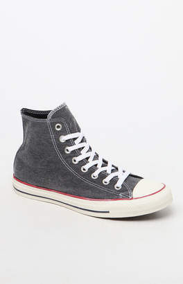 Converse Black Vintage All Star Low Top Sneakers
