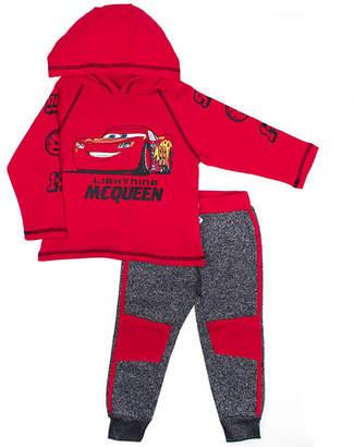 Disney Fleece Pant Set-Toddler Boys