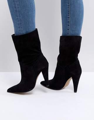 Asos DESIGN ELLINA Suede Ankle Boots