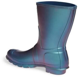Hunter Short Nebula Rain Boot (Women)