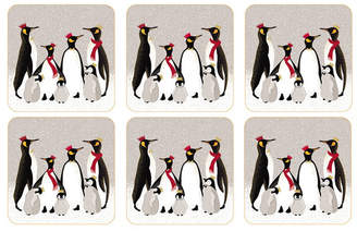 Portmeirion Sara Miller Penguin Set of 6 Coasters
