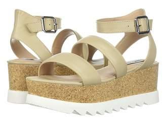Steve Madden Kirsten Cork Platform Wedge Sandal Women's Shoes