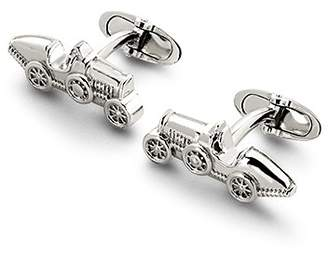 Aspinal of London Sterling Silver Classic Car Cufflinks