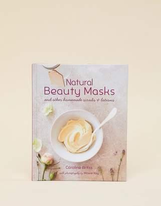 Books Natural Beauty Masks Skincare Book