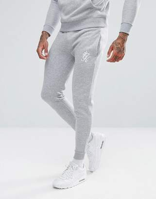 Gym King Joggers In Skinny Fit