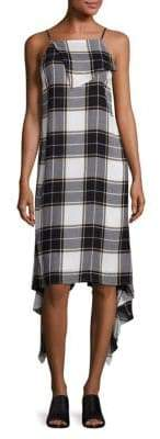 Public School Lilu Plaid Dress