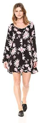 Somedays Lovin Women's Shades of Dawn Mini Dress