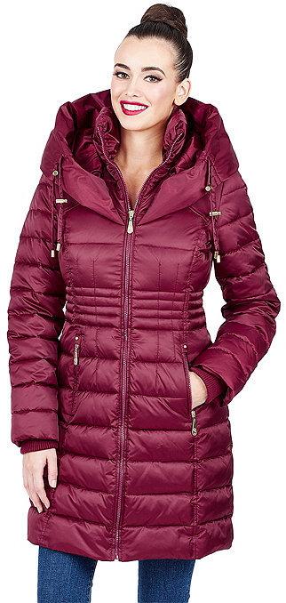 Betsey JohnsonClassic Betsey Puffer Coat
