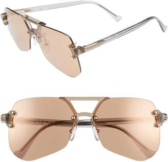 Grey Ant Yesway 60mm Sunglasses