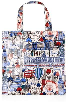 Harrods Pretty City Small Shopper Bag