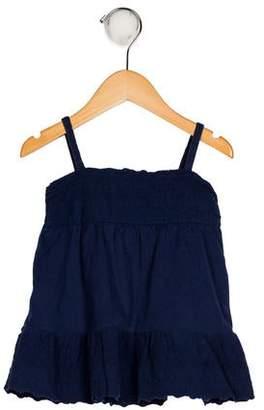 Polo Ralph Lauren Girls' Embroidered Knit Dress