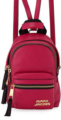 Marc Jacobs Micro Zip Leather Backpack