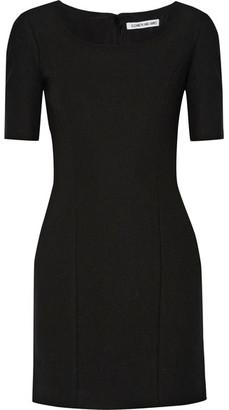 Elizabeth and James - Aiden Stretch-ponte Mini Dress - Black $365 thestylecure.com