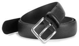 Polo Ralph Lauren Pebble Leather Dress Belt