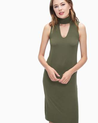 Splendid Rayon Jersey Mock Tank Dress