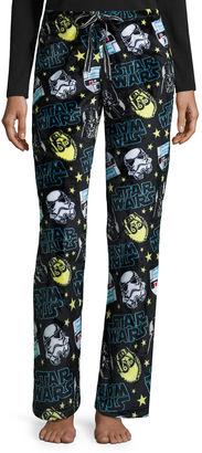 DISNEY Disney Star Wars Fleece Pajama Pants-Juniors $15.99 thestylecure.com