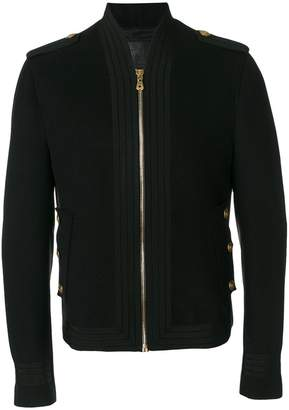 Dolce & Gabbana military zipped jacket