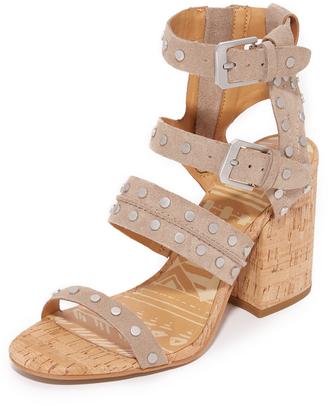 Dolce Vita Effie Sandals $150 thestylecure.com