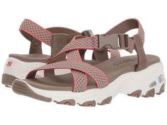 Skechers D'Lites Summer Crossing Women's Shoes