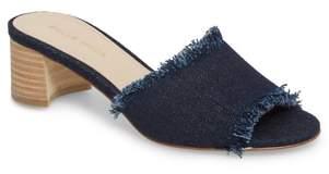 Pelle Moda Rea Block Heel Slide