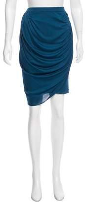 Doo.Ri Draped Knee-Length Skirts