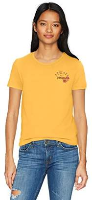 Volcom Junior's Don't Even Trip Short Sleeve Crew Neck Tee