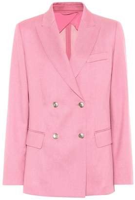 Max Mara Exclusive to mytheresa.com – Galazia wool twill blazer