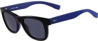 Lacoste Unisex Tween's Plastic Square L.12.12 Sunglasses
