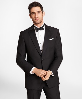 Brooks Brothers Wool Tuxedo Jacket
