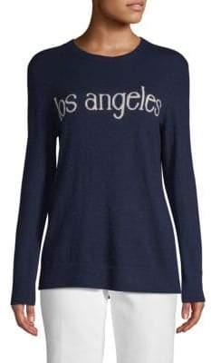 Saks Fifth Avenue BLACK Los Angeles Sweater