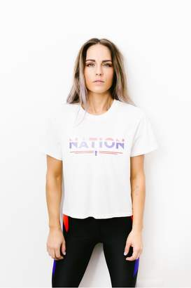 Atelier Fit Point Flag Tee