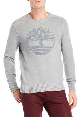 Timberland Logo Pullover Sweater