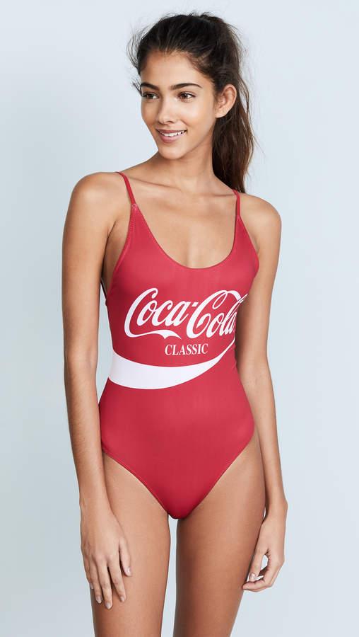 Coca Cola Classic One Piece