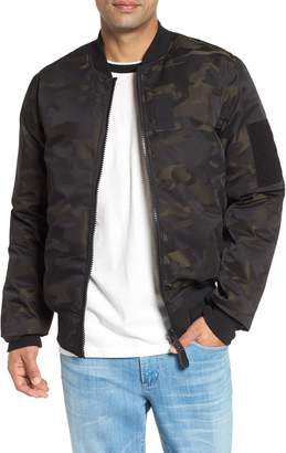 Alpha Industries MA-1 Reversible Down Bomber Jacket