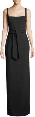 LIKELY Phillipa Sleeveless Cutout Gown