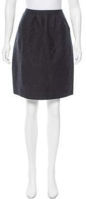 Marni Wool Pencil Skirt