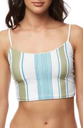 O'Neill Carly Mid Bralette Bikini Top