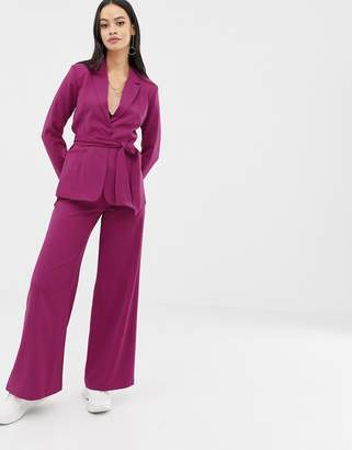 Unique21 high waisted flared pant