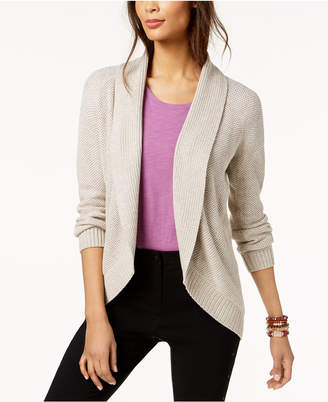 Style&Co. Style & Co Petite Shawl Cardigan, Created for Macy's